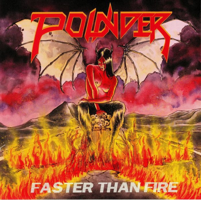 POUNDER - Faster Than Fire