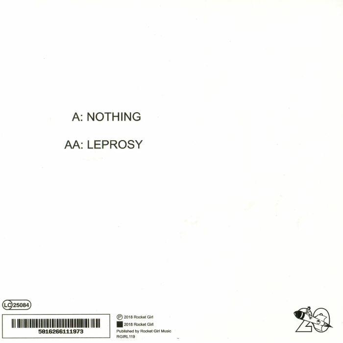 WHITE RING - Nothing