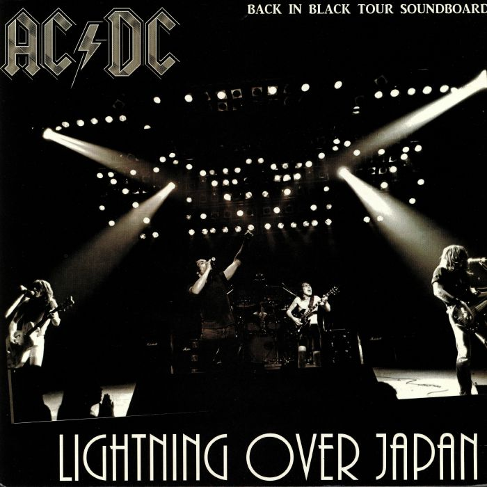 AC/DC - Lightning Over Japan