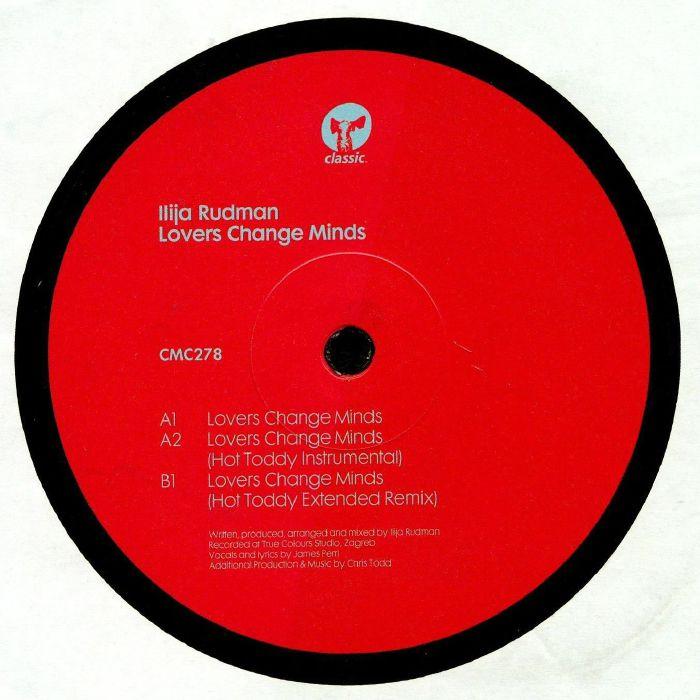 RUDMAN, Ilija - Lovers Change Minds