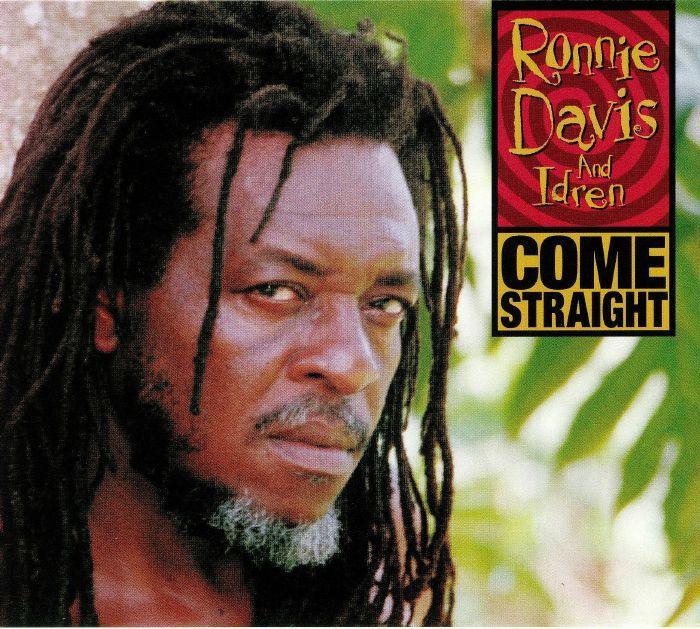DAVIS, Ronnie/IDREN - Come Straight (remastered)