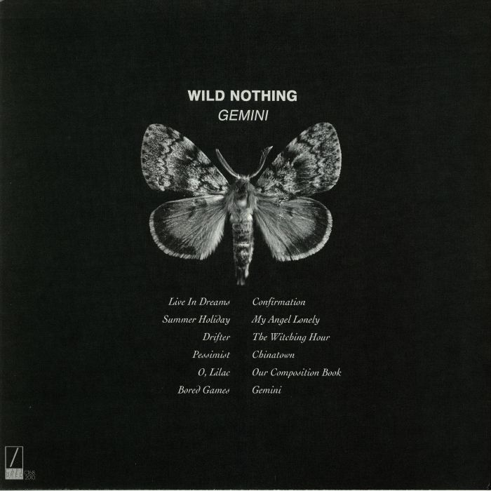 WILD NOTHING - Gemini (reissue)