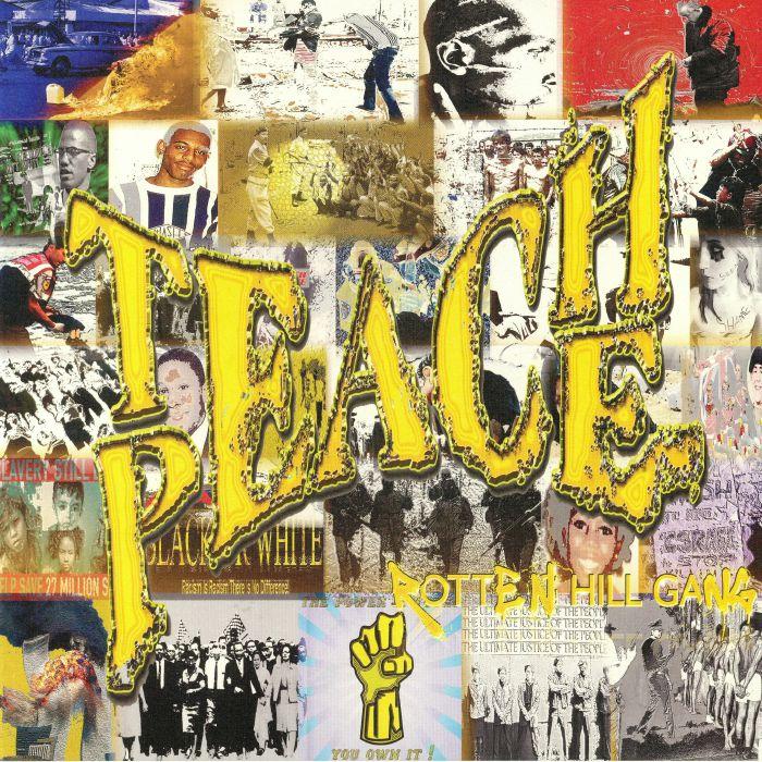 ROTTEN HILL GANG - Teach Peace