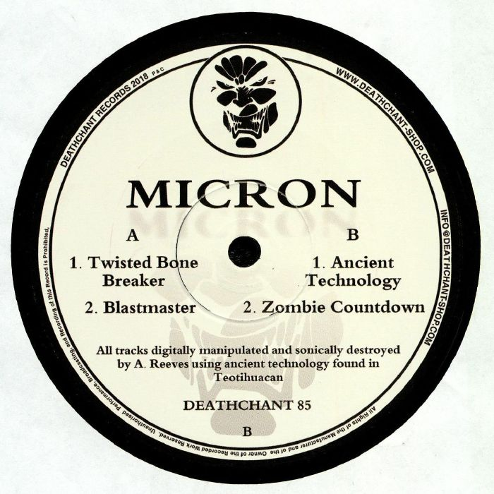 MICRON - Twisted Bone Breaker