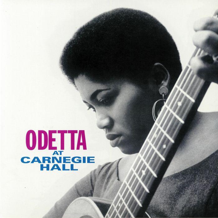 ODETTA - Odetta At Carnegie Hall
