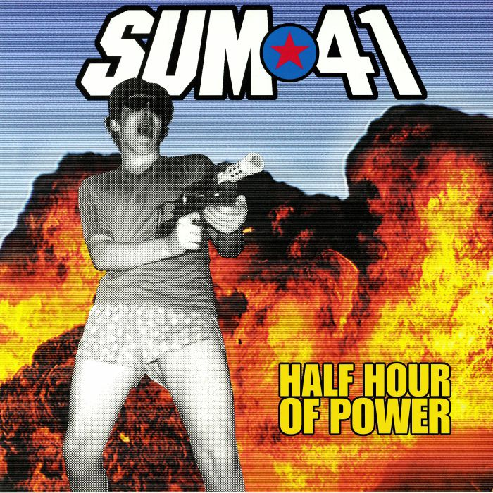 SUM 41 - Half Hour Of Power (reissue)