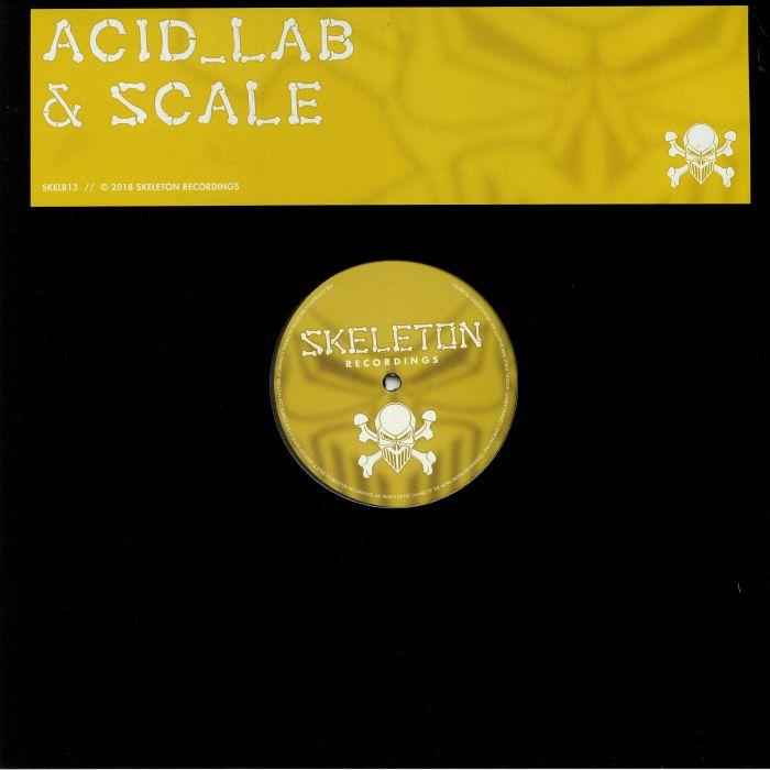 ACID LAB/SCALE - SKELR 13