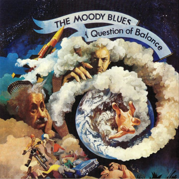 MOODY BLUES, The - A Question Of Balance (reissue)