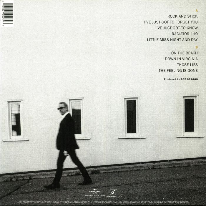 SCAGGS, Boz - Out Of The Blues