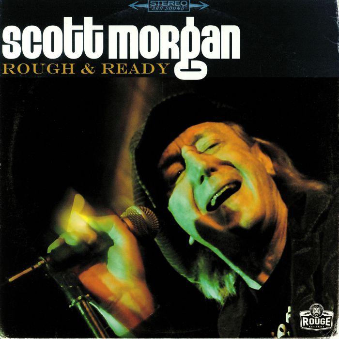 MORGAN, Scott - Rough & Ready