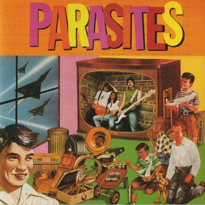 PARASITES - Pair Of Sides (reissue)