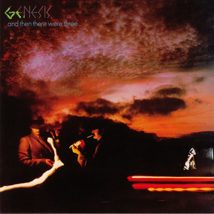 GENESIS - And Then There Were Three (reissue)
