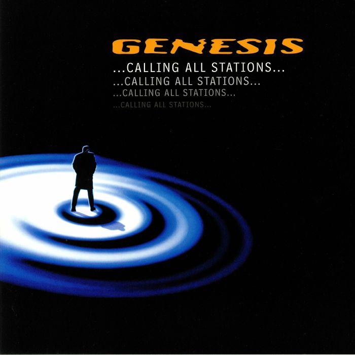 GENESIS - Calling All Stations (reissue)