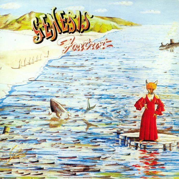 GENESIS - Foxtrot (reissue)