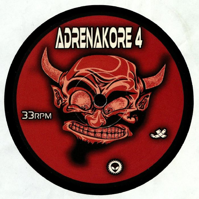 AUREL HOLLOWGRAM/NEUROLEPTIK/GUIZMO - Adrenakore 4