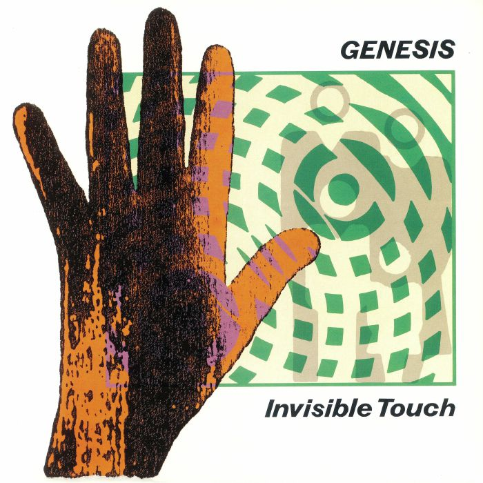GENESIS - Invisible Touch (reissue)