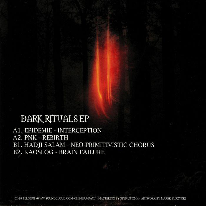 EPIDEMIE/PNK/HADJI SALAM/KAOSLOG - Dark Rituals EP