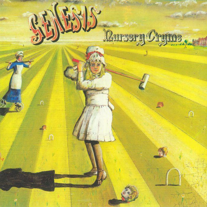 GENESIS - Nursery Cryme (reissue)