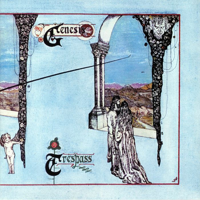 GENESIS - Trespass (reissue)