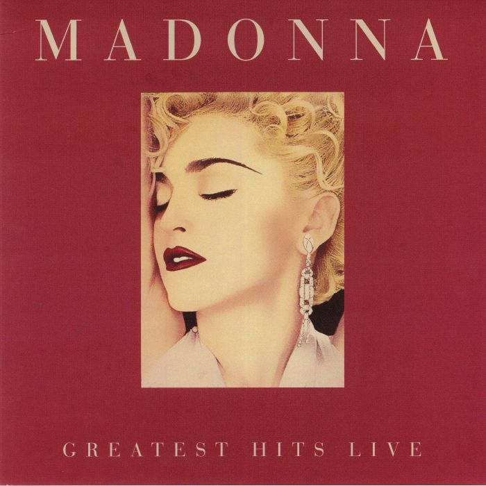 MADONNA - Greatest Hits Live