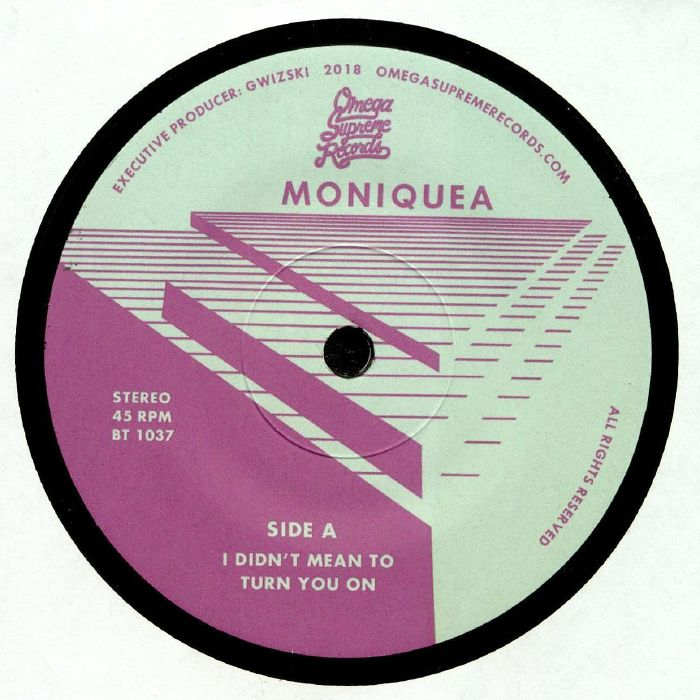 MONIQUEA - I Didn't Mean To Turn You On