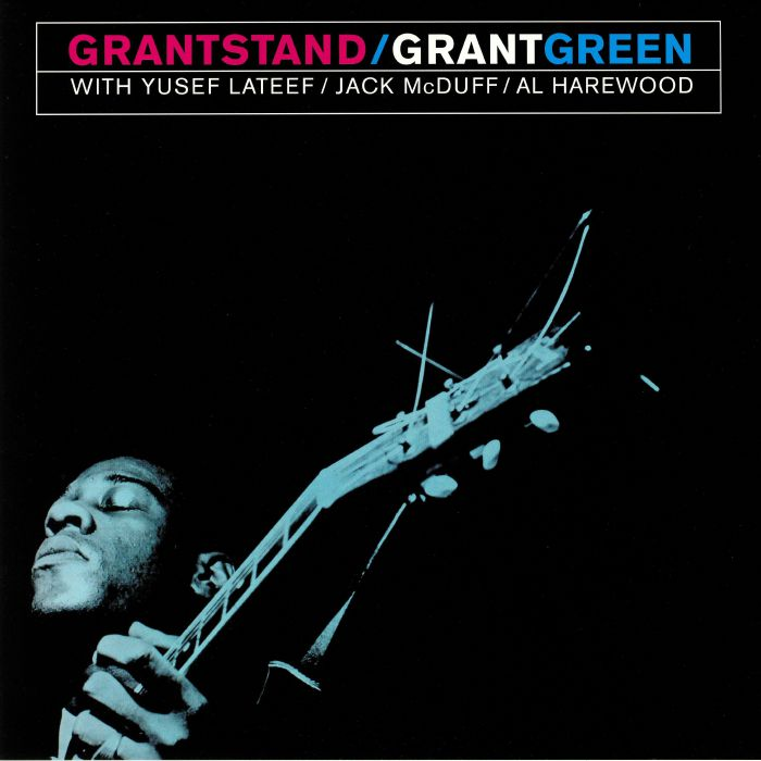 GREEN, Grant with YUSEF LATEEF/JACK McDUFF/AL HAREWOOD - Grantstand (reissue)