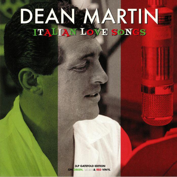 MARTIN, Dean - Italian Love Songs