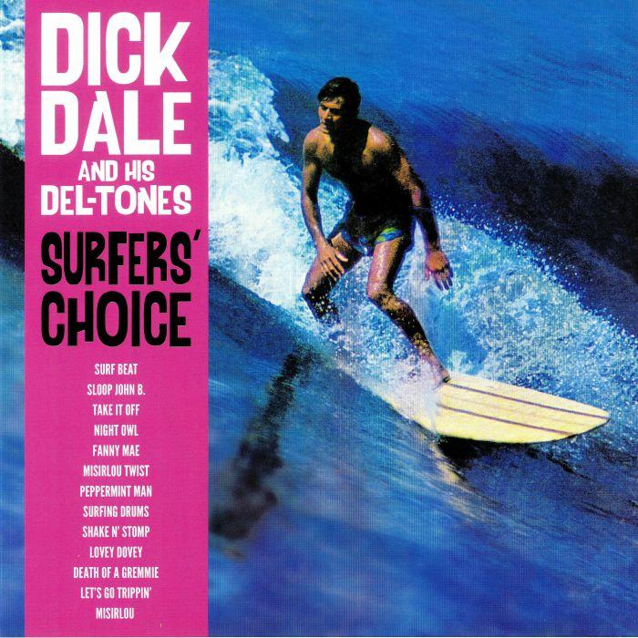 DALE, Dick & HIS DEL TONES - Surfers' Choice