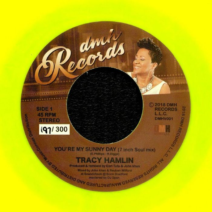 HAMLIN, Tracy - You're My Sunny Day