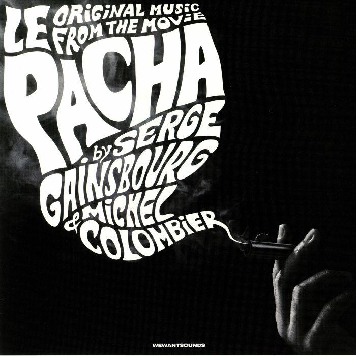 GAINSBOURG, Serge/MICHEL COLOMBIER - Le Pacha (Soundtrack)