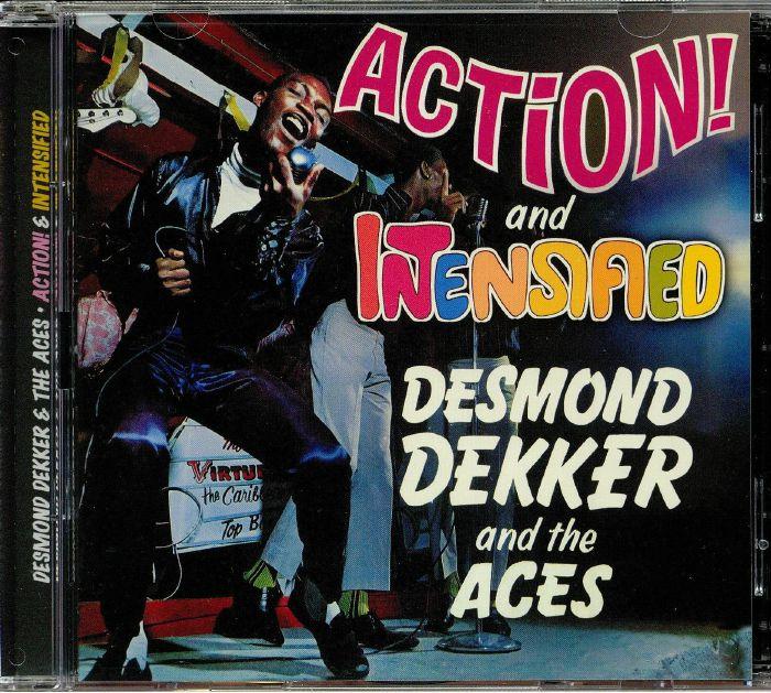 DEKKER, Desmond & THE ACES - Action!/Intensified