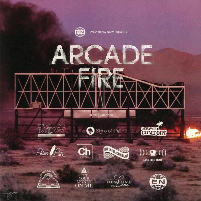 ARCADE FIRE - Alles Jetzt