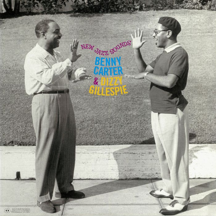 CARTER, Benny/DIZZY GILLESPIE - New Jazz Sounds