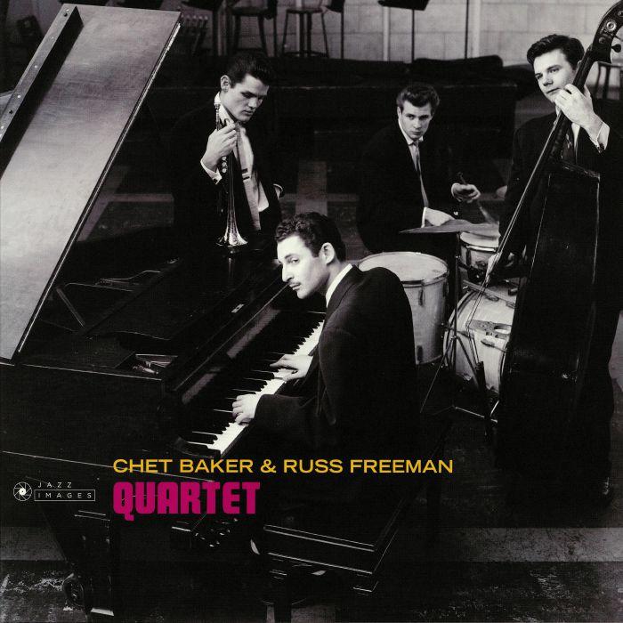 BAKER, Chet/RUSS FREEMAN - Quartet