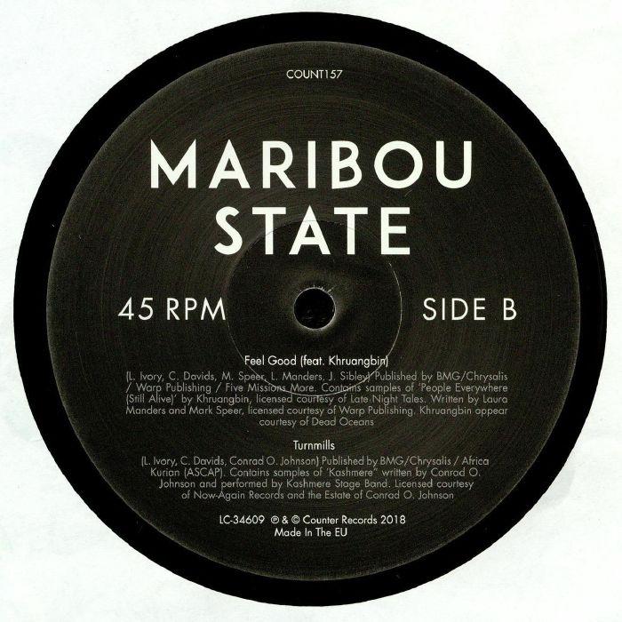 MARIBOU STATE - Feel Good