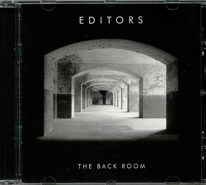 EDITORS - The Back Room (reissue)