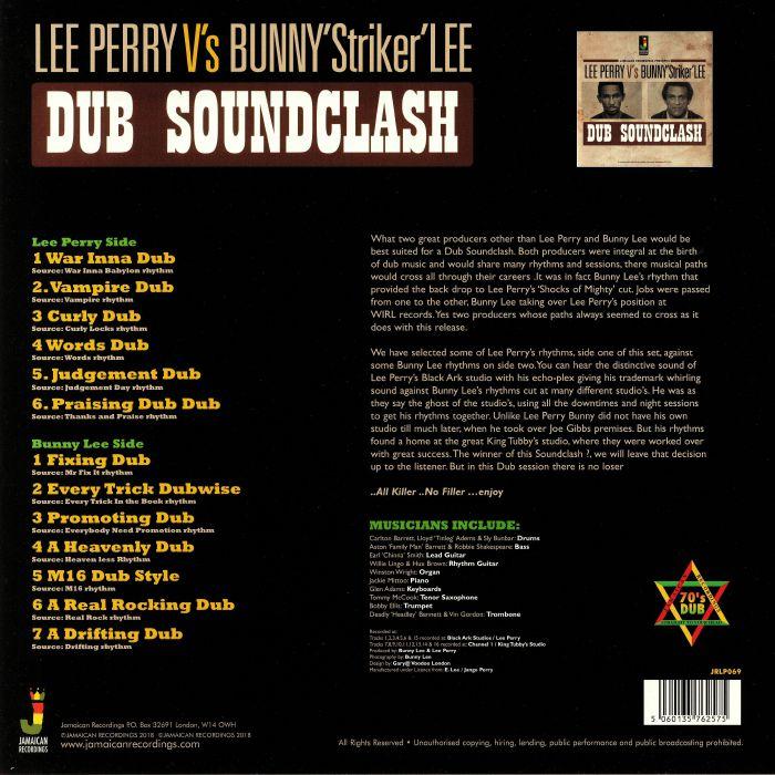 PERRY, Lee vs BUNNY STRIKER LEE - Dub Soundclash