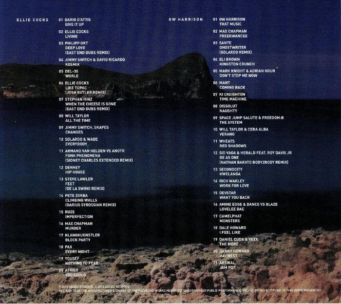 COCKS, Ellie/GW HARRISON/VARIOUS - Ibiza 2018