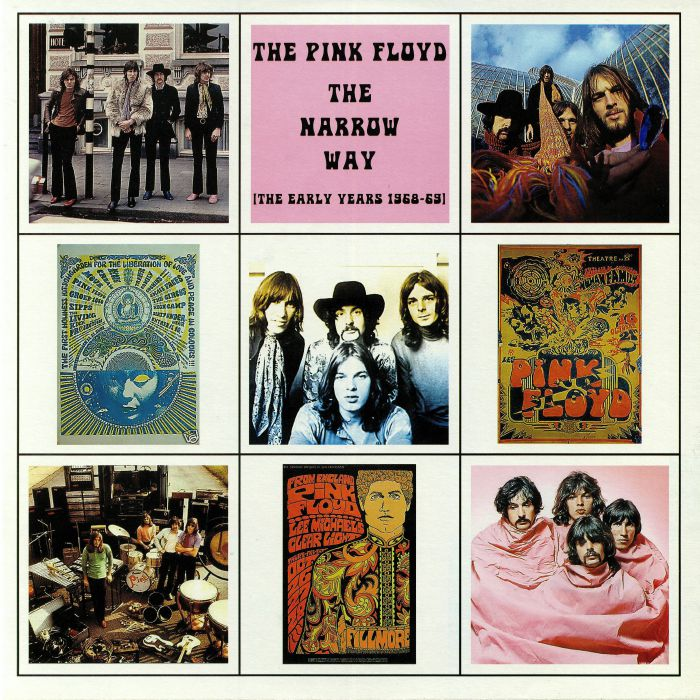 PINK FLOYD - The Narrow Way (The Early Years 1968-69)