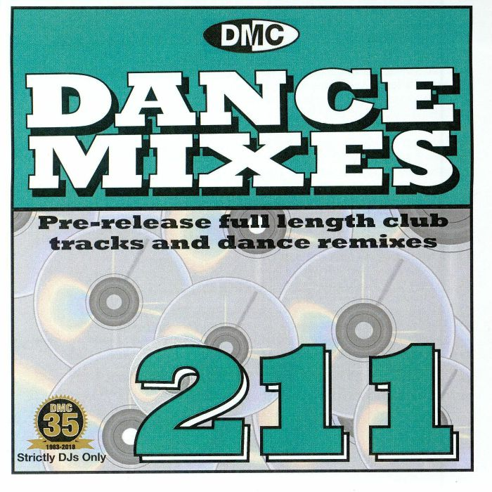 VARIOUS - Dance Mixes 211 (Strictly DJ Only)