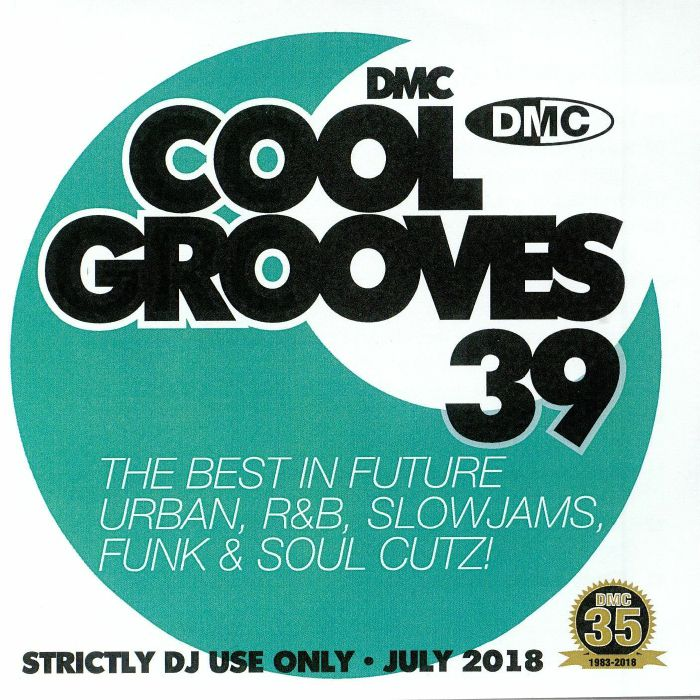 VARIOUS - Cool Grooves 39: The Best In Future Urban R&B Slowjams Funk & Soul Cutz! (Strictly DJ Only)