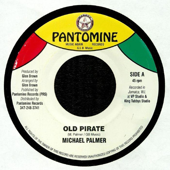 PALMER, Michael - Old Pirate