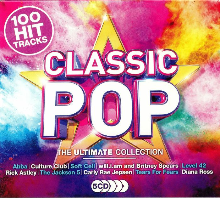 Various Classic Pop The Ultimate Collection Vinyl At Juno