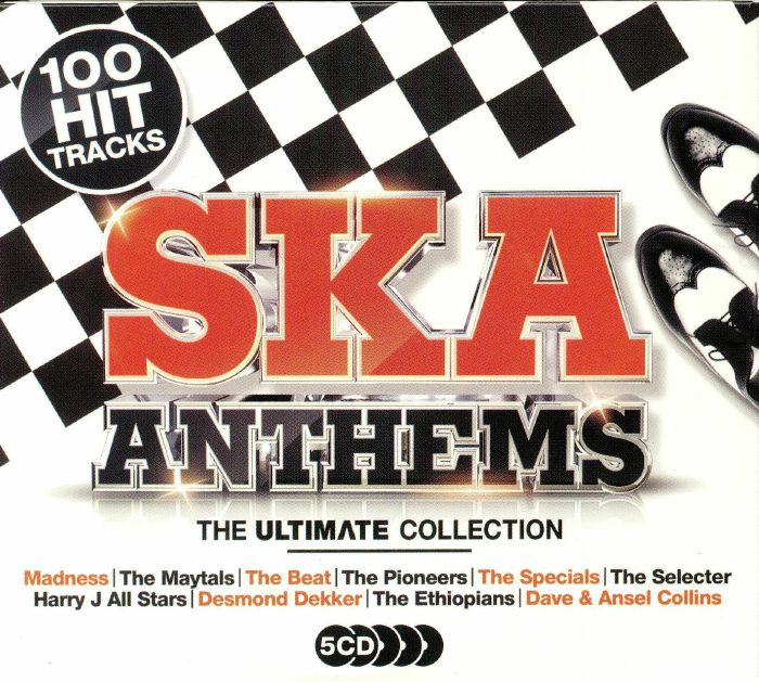 VARIOUS - Ska Anthemes: The Ultimate Collection