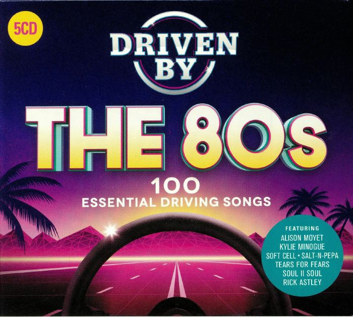 VARIOUS - Driven By The 80s