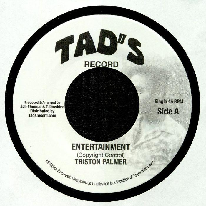 PALMER, Triston - Entertainment