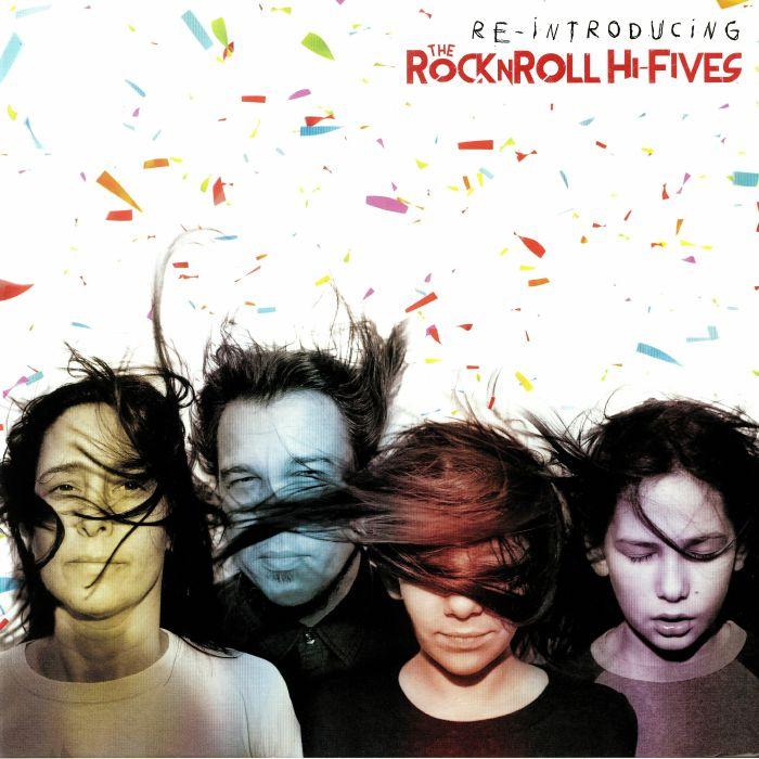 ROCK'N'ROLL HI FIVES, The - Re-Introducing The Rock'n'Roll Hi Fives
