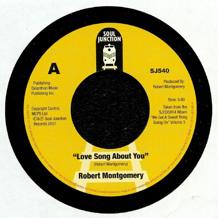MONTGOMERY, Robert - Love Song About You