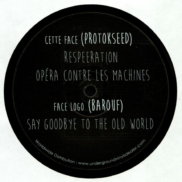 LES ENFANTS SAGES/PROTOKSEED/BAROUF - Bass Pirate Vol 3