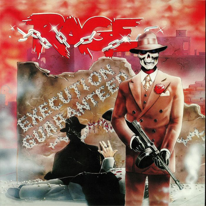 RAGE - Execution Guaranteed (reissue)